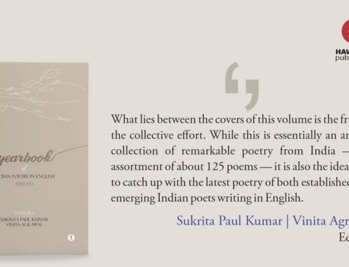 On the inaugural issue of the Yearbook of Indian Poetry